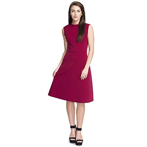 Addyvero Women's Cotton A-line Dress