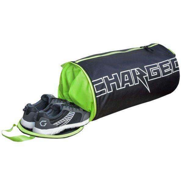 Bueno Shoulder Duffle Gym Bag